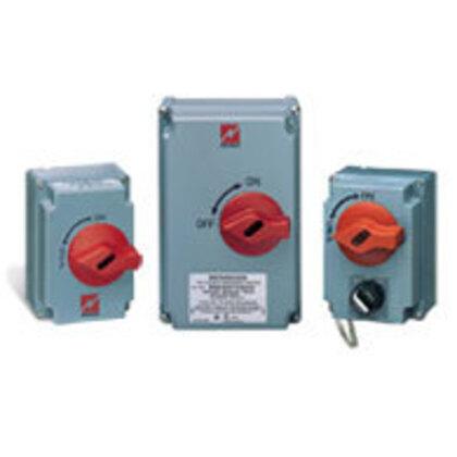 Disconnect Switch, No-Fusible, 30A, 600VAC, Standard Enclosure