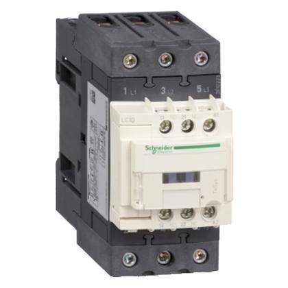 TESYS D 3P EVERLINK DC CONTACTOR AC3 40A IEC