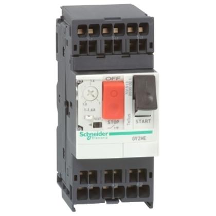 MANUAL STARTER 600VAC 4AMP IEC