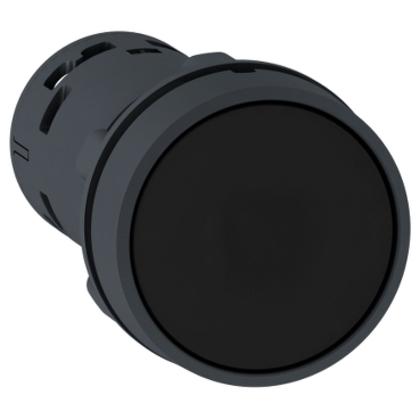 PB - LATCH BLACK - 1NO