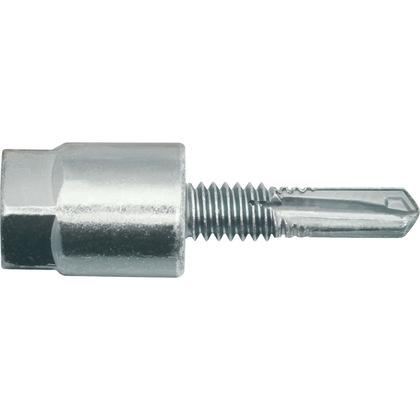 """HangerMate®, Vertical Mount Screw For Steel, Rod: 1/4"""""""
