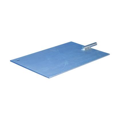 "1/4""x10""x16"" Grounding Plate"