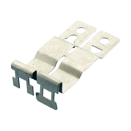 """Independent Support Clip, 15/16"""" Grid, 9/16"""" Stud, with Barrel Nut"""