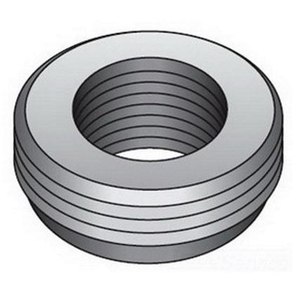 "Reducing Bushing, Size: 1 x 1/2"", Material: Aluminum"