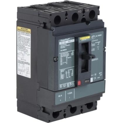 MOLDED CASE CIRCUIT BREAKER 600V 15A