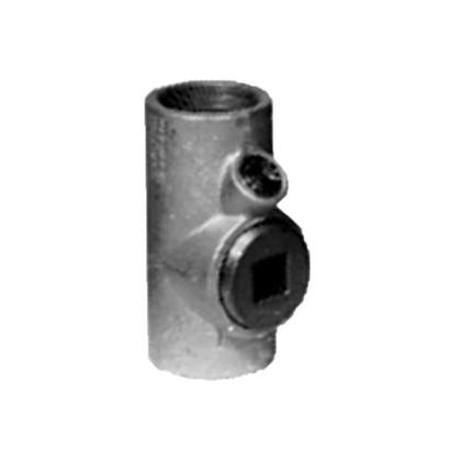 "Sealing Fitting, Vertical/Horizontal, 2"", Explosionproof, Aluminum"