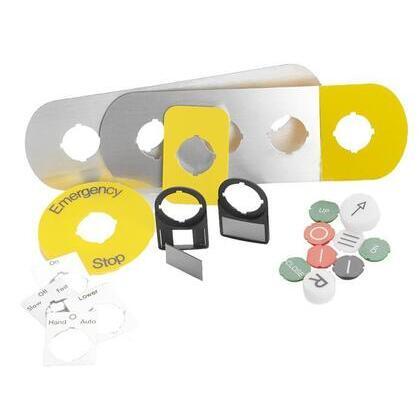 ABB 1SFA616901R9000 BLANK,WHT INSER
