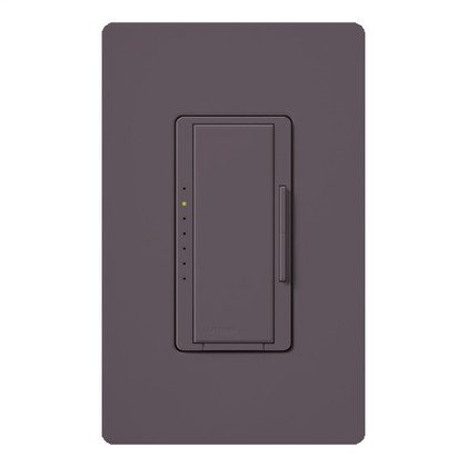 Electronic Low-Voltage Dimmer, Plum