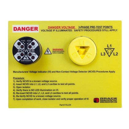 Flashing Voltage Indicator *** Discontinued ***