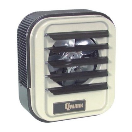 Industrial Unit Heater, 15.0 KW, 208V, 1-3 Phase