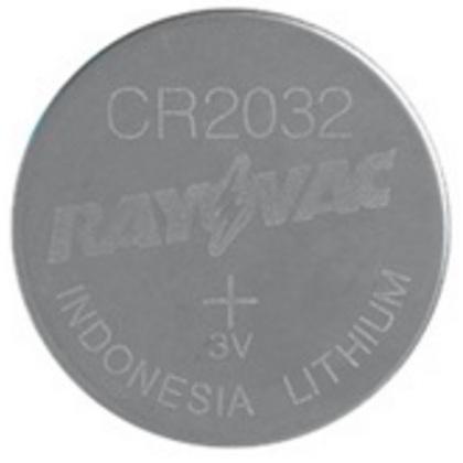 Lithium Keyless Entry Battery, 3V, 2032
