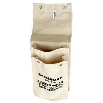 """Canvas Glove Bag - 9"""" x 14"""""""