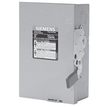 Safety Switch, 200A, 3P, 240V, GD Non-Fusible, NEMA 3R