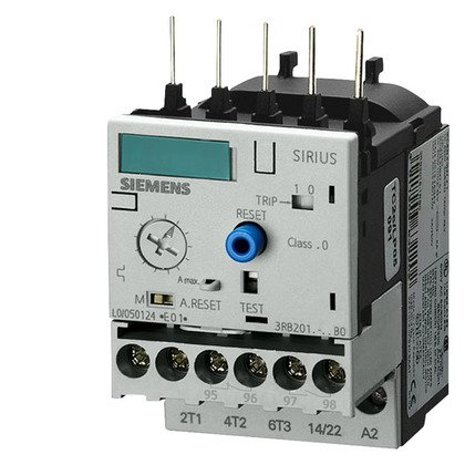 S-a 3rb2016-2sb0 Relay,overload 3.. *** Discontinued ***