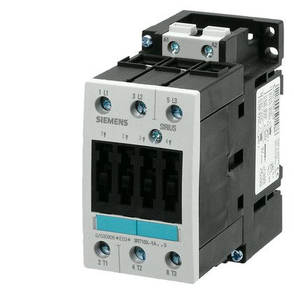 S-A 3RT1036-1AP60 CONTACTOR S2 50A