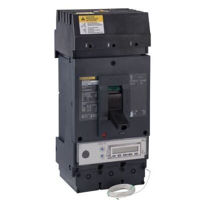 Breaker, Molded Case, 400A, 3P, 600VAC, Electronic Trip, Shunt Trip