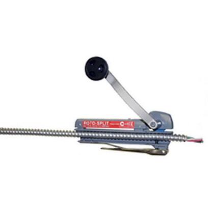 Armor Stripper, Auto Clamping, MC Cable