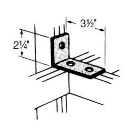 Corner Angle Fitting