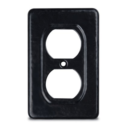 PVC Coated FS/FD Duplex Receptacle Cover, 1-Gang