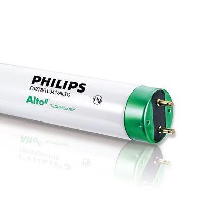 Fluorescent, ALTO II High CRI Lamp, 32W, T8, 41K