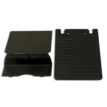 "Floor Box Divider Plate, Size: 5-1/4"", Non-Metallic"