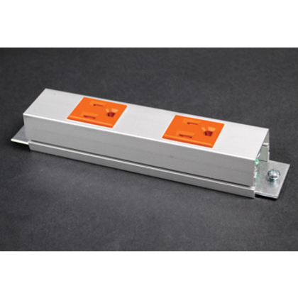 In-line Receptacle Isol Grd