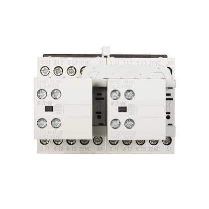 C-h Xtcr007b21a Contactor 3p Fvr 7a